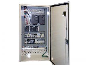 自動洗浄装置の制御盤