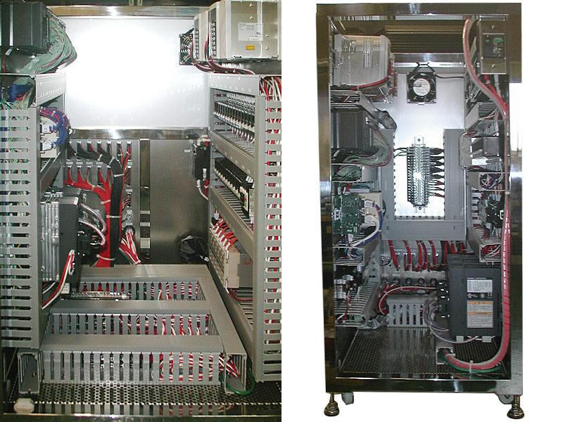 半導体関連の制御盤
