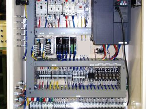 工作機械の制御盤