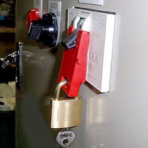 制御盤安全対策